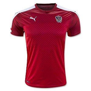 Camisa oficial Puma seleção da Austria Euro 2016 I jogador