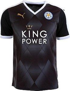 Camisa oficial Puma Leicester City 2015 2016 II jogador
