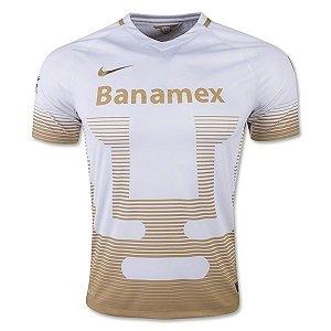 Camisa oficial Nike Pumas Unam 2015 2016 II jogador