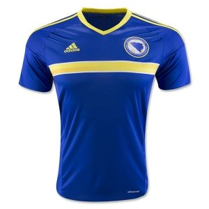 Camisa oficial Adidas  Bosnia e Herzegovina Euro 2016 I jogador