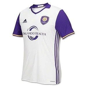 Camisa oficial Adidas Orlando City 2016 II jogador