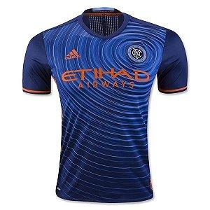 Camisa oficial Adidas New York City FC 2016 II jogador