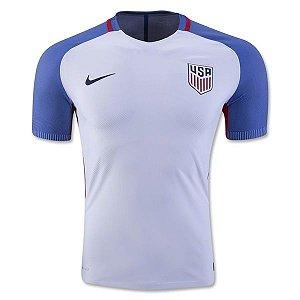 Camisa oficial Nike seleção dos Estados Unidos 2016 I jogador