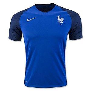 Camisa oficial Nike seleção da França Euro 2016 I jogador
