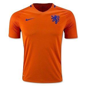Camisa oficial Nike seleção da Holanda Euro 2016 I jogador