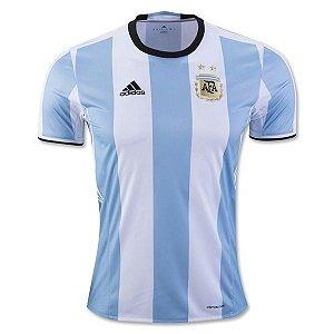 Camisa oficial Adidas seleção da Argentina 2016 I jogador
