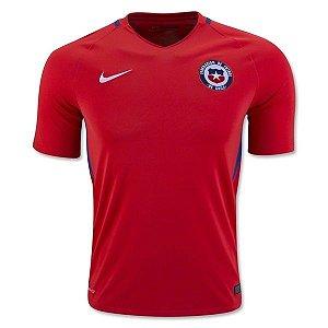 Camisa oficial Nike seleção do Chile 2016 I jogador