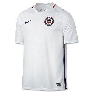 Camisa oficial Nike seleção do Chile 2016 II jogador