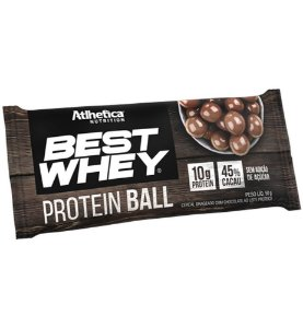 Best Whey Protien Ball 50g - Atlhetica