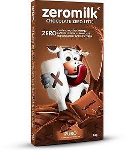 Chocolate Zeromilk - Sabores