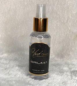 Bruma finalizadora e hidratante de maquiagem Hud Oliveira 120ml