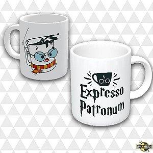Caneca Harry Potter - Expresso Patronum