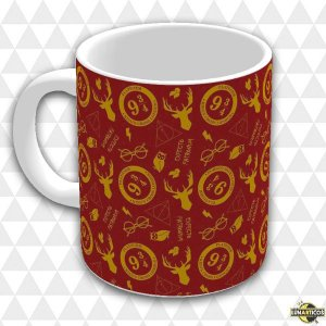 Caneca Harry Potter 3