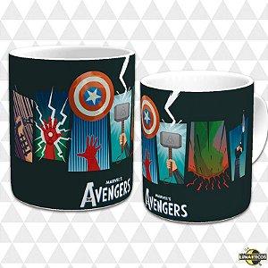 Vingadores #1