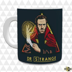 Caneca Dr Strange