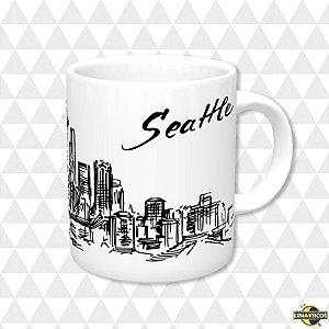 Coleção Cidades - Seattle