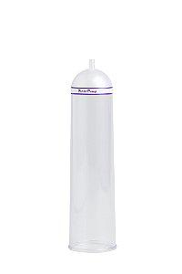 Tubo para Bomba Peniana Peneflex - 25cm x 6,2cm