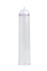 Tubo para Bomba Peniana Peneflex - 30cm x 6,2cm