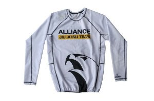 RASH GUARD ALLIANCE BRANCA