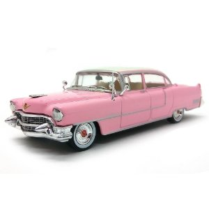 Cadillac Fleetwood Series 60 Elvis Presley 1/43 Greenlight