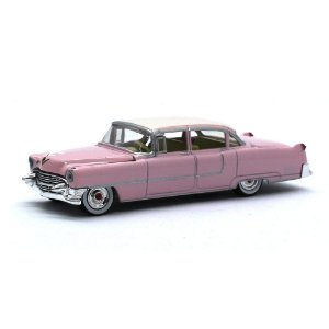 Cadillac Fleetwood Series 1955 Elvis Presley 1/64 Greenlight California Collectibles 64