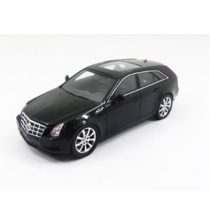 Cadillac Cts Sport Wagon 2011 1/43 Luxury
