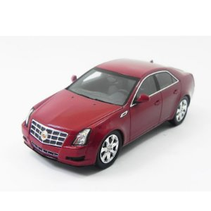 Cadillac Cts Sport Sedan 2011 1/43 Luxury