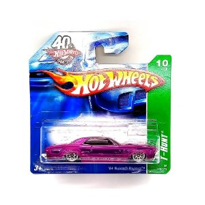 Buick Riviera 1964 T Hunt 2008 1/64 Hot Wheels