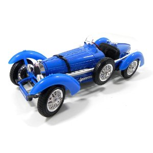 Bugatti Type 59 1934 1/18 Bburago