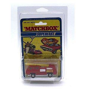 Bombeiros Beaze Busted Superfast N 22 1971 1/64 Matchbox