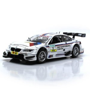 BMW M3 DTM (E92) Luz Som e Fricção 1/32 California Action