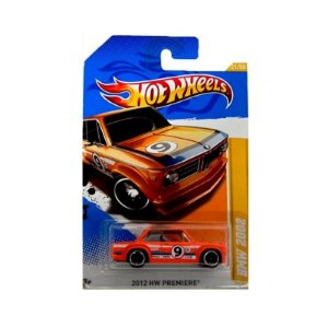 Bmw 2002 1/64 Hot Wheels Premiere