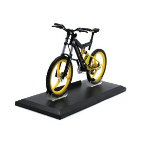 Bicicleta Porsche FS Evolution 1/10 Welly