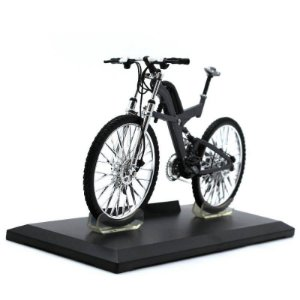 Bicicleta BMW QS XTR 1/10 Welly