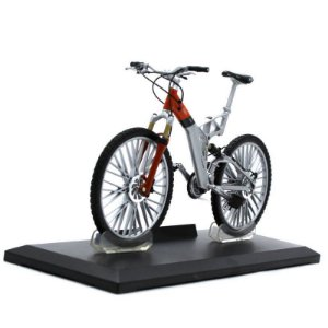 Bicicleta Audi Design Cross Pro 1/10 Welly