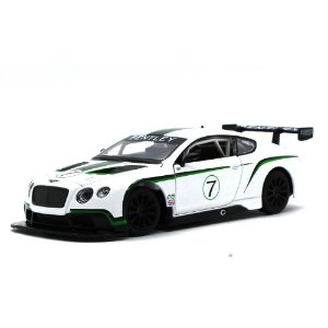 Bentley Continental GT3 Com Luz e Som 1/24 California Action