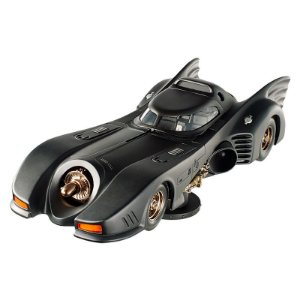 Batmovel Do Filme Batman O Retorno 1992  1/18 Hot Wheels Elite