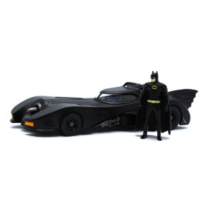 Batmovel do filme Batman 1989 Michael Keaton 1/24 Jada Toys