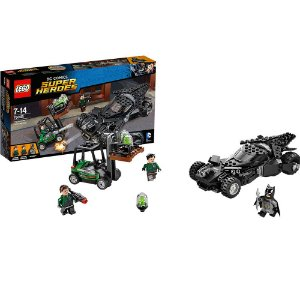 Batman Kryptonite Interception Lego Dc Comics Super Heroes