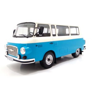 Barkas B 1000 Kleinbus 1965 1/18 Model Car