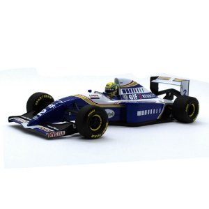 Ayrton Senna Williams 1994 FW16 Renault F1 1/18 Minichamps