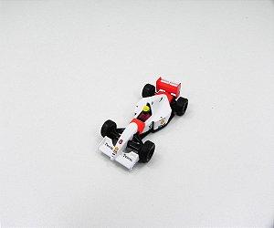 Ayrton Senna Mclaren Mp4/5B Honda 1993 1/64 Kyosho