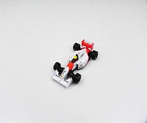 Ayrton Senna Mclaren Mp4/5B Honda 1992 1/64 Kyosho