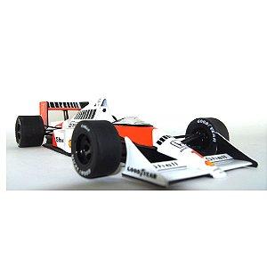 Mclaren Honda MP4/5 Ayrton Senna 1989 1/18 Minichamps