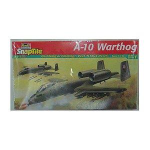 Avião A-10 Warthog Snap 1/72 Revell