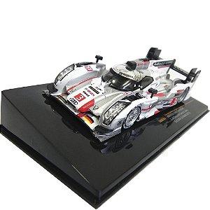 Audi R18 Quattro Di Grassi-Gené-Janis Le Mans 2013 1/43 Ixo