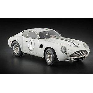 Aston Martin DB4 GT Zagato Starting Nº1 Le Mans 1961 1/18 CMC