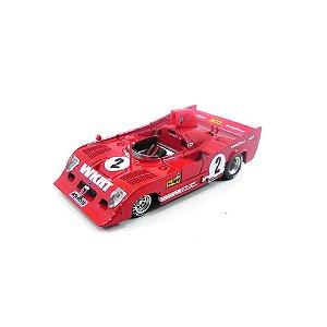 Alfa Romeo 33TT12 1000KM Monza 1975 1/43 Brumm