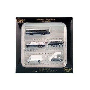Airport Service Vehicles 1/200 Gemini 200
