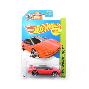 Acura Nsx Hw Workshop 1990 1/64 Hot Wheels